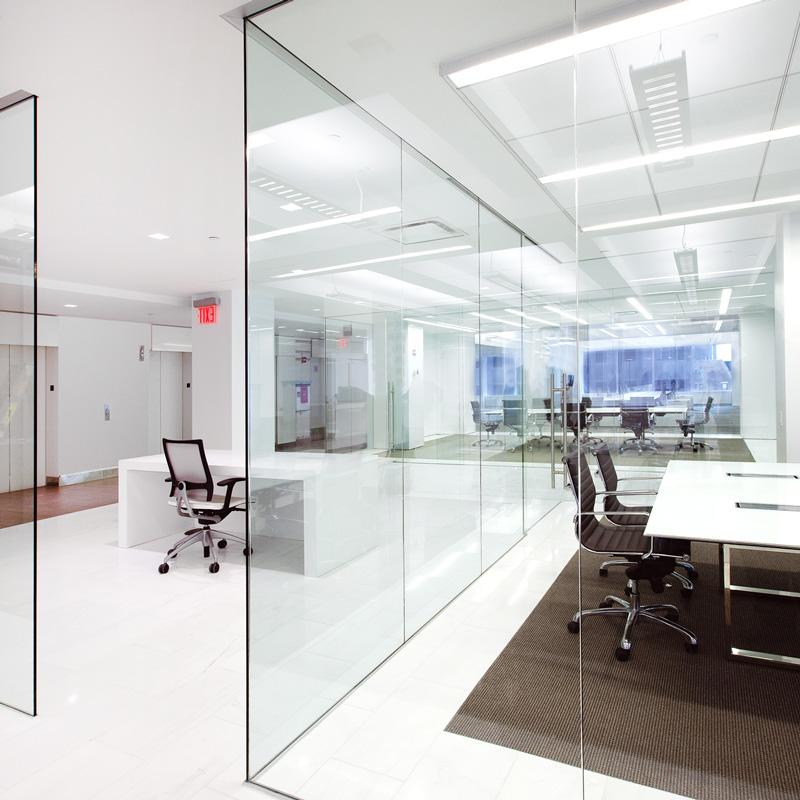 Сколько стоит м2 офисных перегородок?