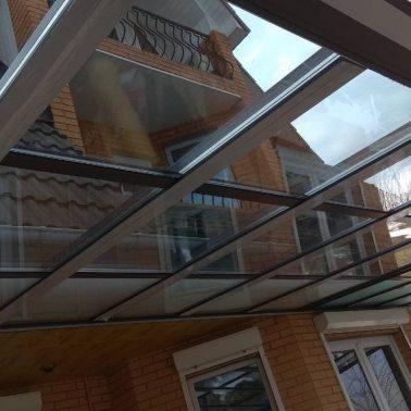 Теплая алюминиевая система REYNAERS (Бельгия) АлюмГласс