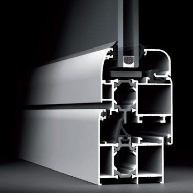Kurtoglu алюминиевая профильная система для окон и дверей