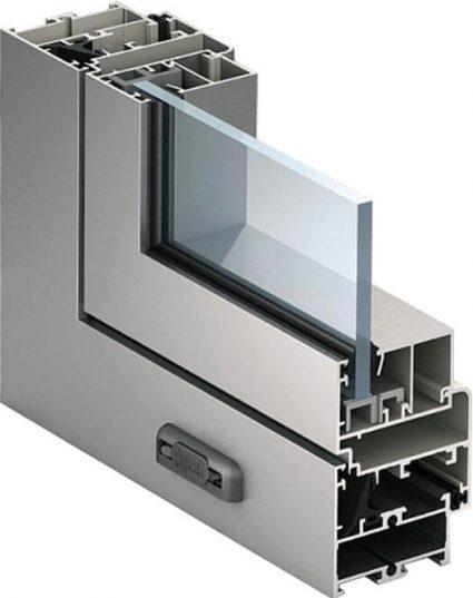 Алюминиевый профиль ALUTECH ALT С48
