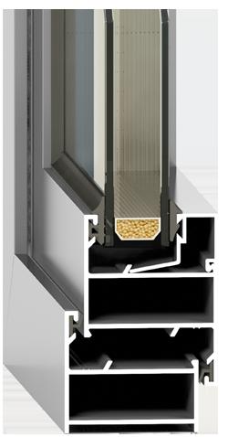 Алюминиевый профиль FRAMEX F 10
