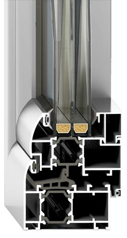 Алюминиевый профиль FRAMEX T 69
