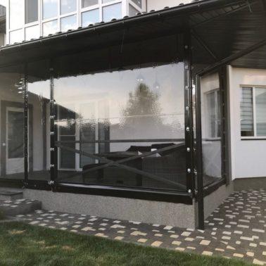 Шторы ПВХ Мягкие Окна дом